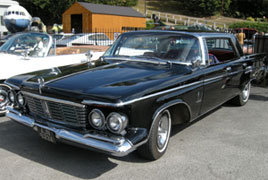 63 Imperial owned by Les & Pat Hughes